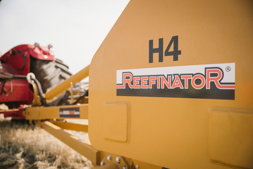 See the last H4 Reefinator Demo of 2020 this Thursday 2pm near the intersection of the Nangetty-Walkaway Rd & Kiely Rd